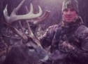 "Beating the Heat During the Whitetail Rut By Ben ""Hawkeye"" Schneider"